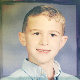 Andrew Miller kid headshot