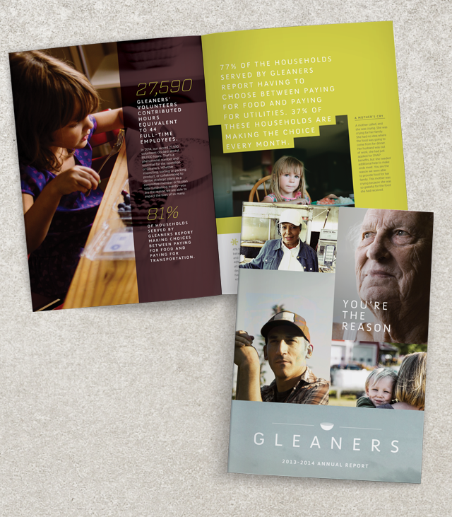 Gleaners Annual Report