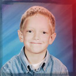 Joe Golc kid headshot