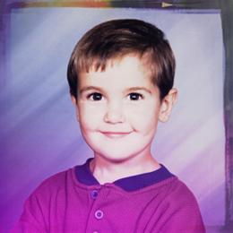 Luke Woody kid headshot