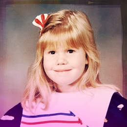 Mandy Haskett kid headshot