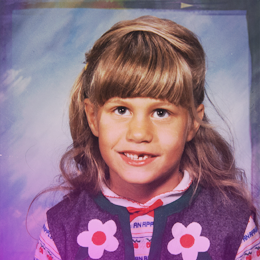 Sue Richardson kid headshot