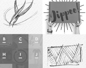 Willow Logo Sketches_cover image
